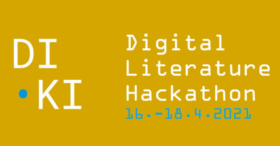 Registration Instructions for the Digital Literature Hackathon – Registration is open until 8th April 2021